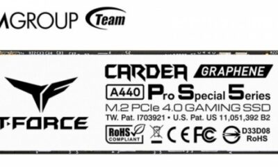 TeamGroup predstavlja T-FORCE CARDIA A440 Pro Special Series SSD-ove